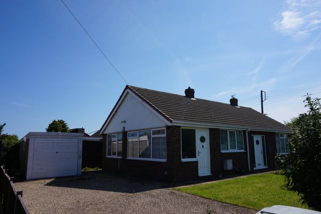 Thumbnail Detached bungalow for sale in James Avenue, Mablethorpe