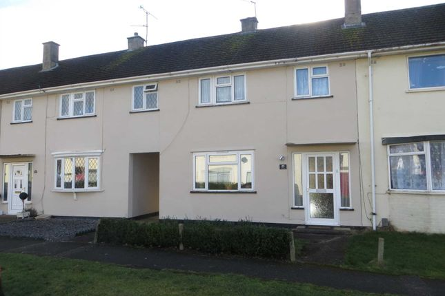 Thumbnail Terraced house to rent in Berry Croft, Abingdon