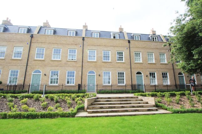 Thumbnail Town house for sale in Abbey Garden Terrace, Flagstaff Road, Colchester