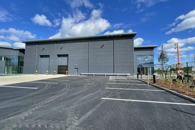 Thumbnail Industrial to let in Unit 3, Fuse, Fisherswood Road, Wilstead, Bedford