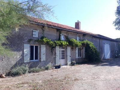 Thumbnail Equestrian property for sale in Cheronnac, Haute-Vienne, France