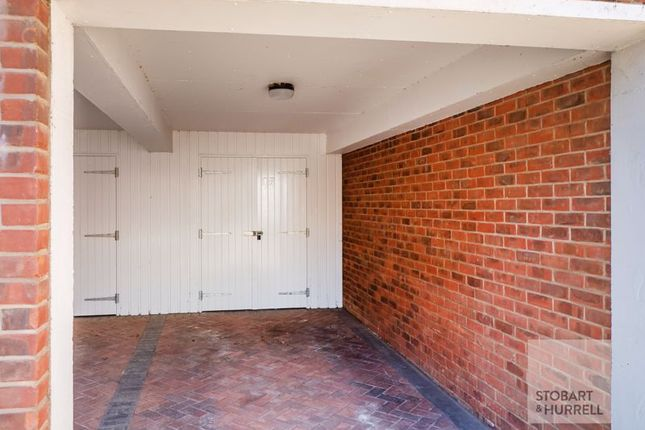 Carport of St. Martin At Bale Court, Norwich NR1