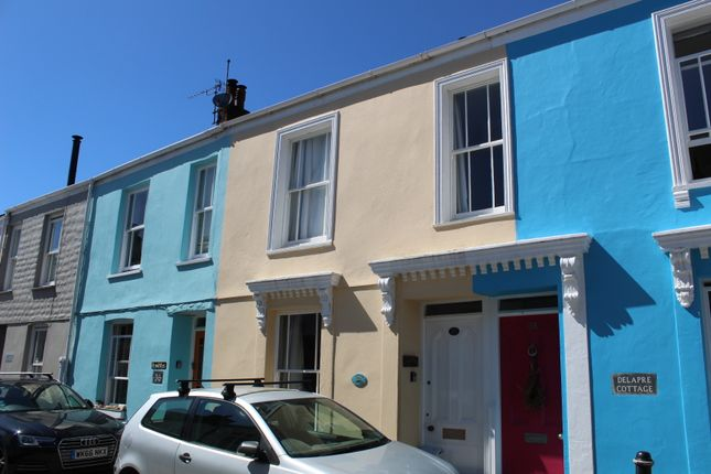 Thumbnail Cottage to rent in Coventry Road, Flushing, Falmouth