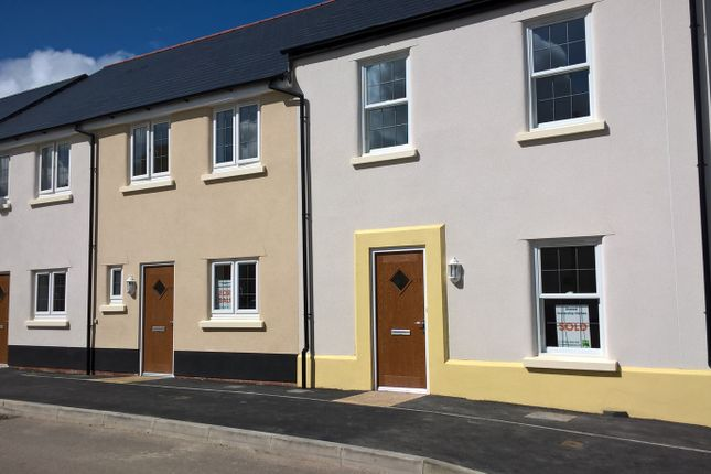 2 bed terraced house for sale in Ladywell Meadows, Chulmleigh, Devon
