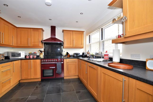 Kitchen of Higher Town Court, Rensey Lane, Lapford, Crediton EX17