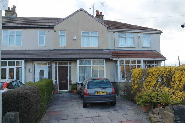 Thumbnail Terraced house to rent in Woodhall Road, Leeds, West Yorkshire