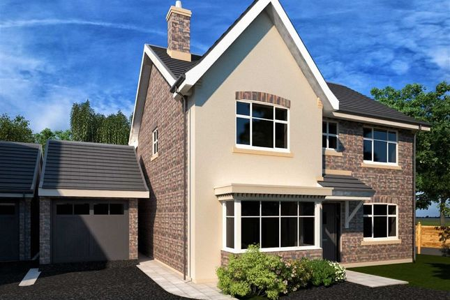 Thumbnail Detached house for sale in Tunnel Road, Galley Common, Nuneaton