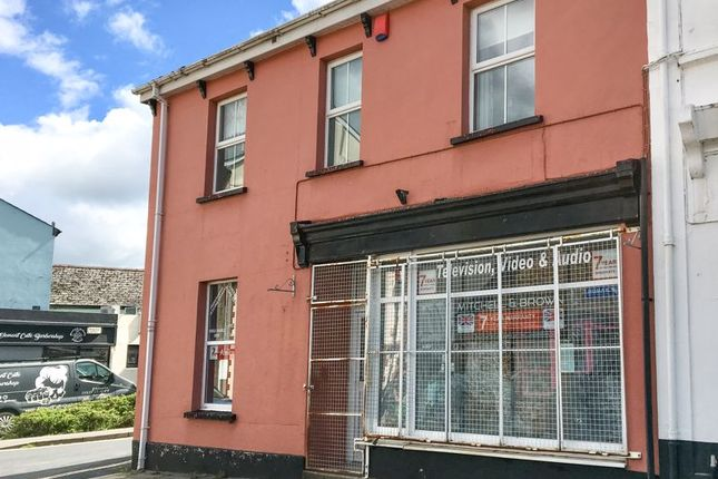 Thumbnail End terrace house for sale in St. James Court, St. James Street, Okehampton