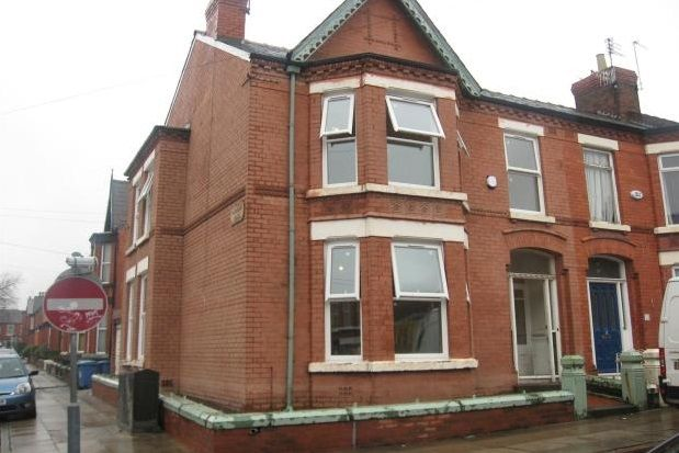 Thumbnail Terraced house to rent in Plattsville Road, Mossley Hill, Liverpool