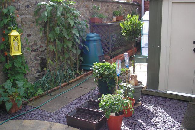 Rear Garden of Waldron Street, Bishop Auckland DL14