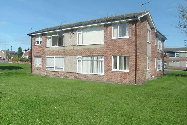 Thumbnail Flat to rent in Woodhorn Drive, Choppington