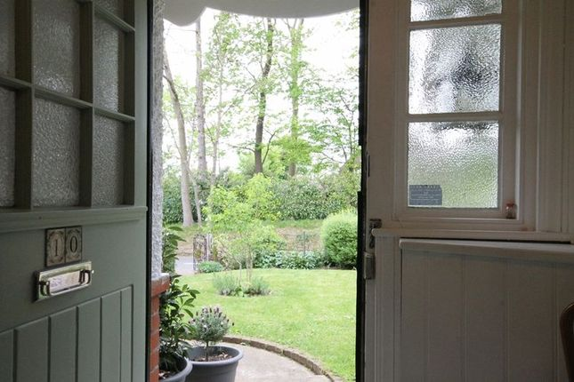 Front Outlook of Reigate Road, Leatherhead KT22