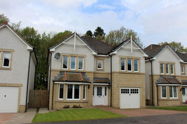 Thumbnail Detached house for sale in Ballingall Park, Fife KY63Qt