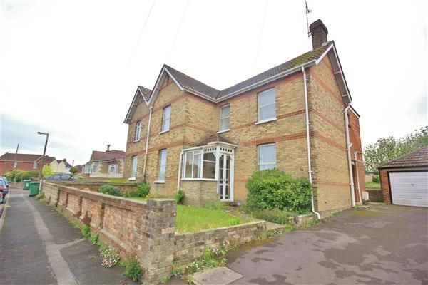 Thumbnail Semi-detached house for sale in Lacey Crescent, Parkstone, Poole