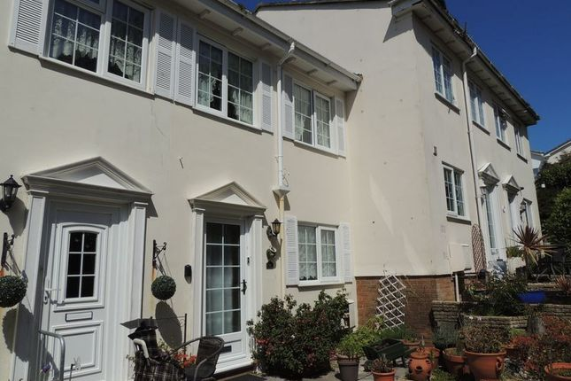 Thumbnail 2 bed terraced house to rent in Marlborough Road, Ilfracombe