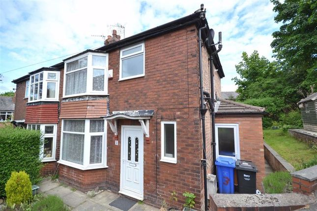 Thumbnail Semi-detached house to rent in Wordsworth Garden, Prestwich