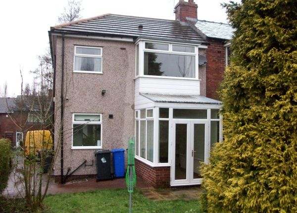 Thumbnail Semi-detached house to rent in Willow Drive, Sheffield
