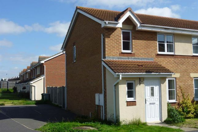Thumbnail Terraced house to rent in Kilburn End, Oakham