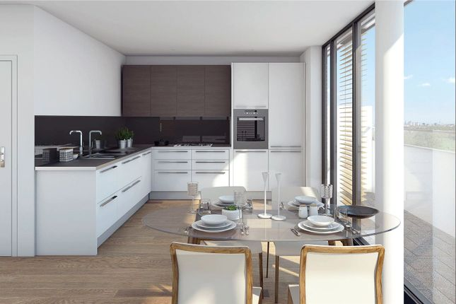 Thumbnail Flat for sale in Alwen Court Apartments, London