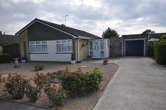 Thumbnail Bungalow for sale in Highfields Avenue, Herne Bay, Kent