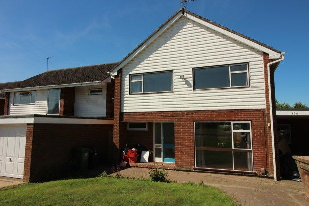 Thumbnail Detached house to rent in Lillington, Leamington Spa