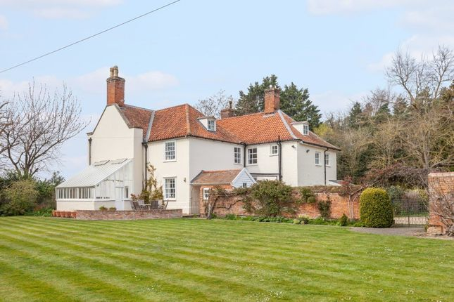 Thumbnail Detached house for sale in Eccles, Norwich