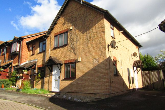 Thumbnail End terrace house to rent in Telford Drive, Slough