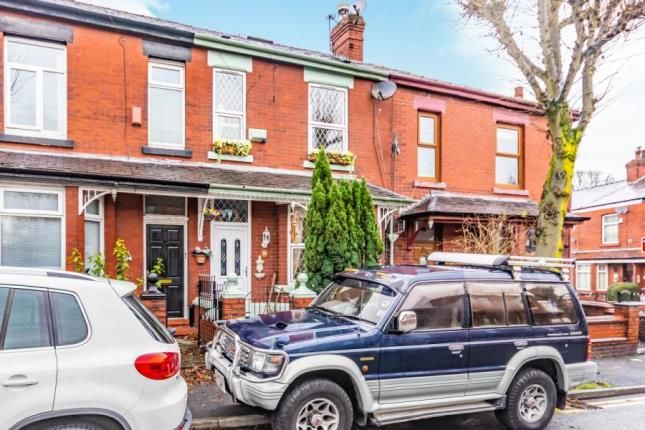 Thumbnail Terraced house for sale in Grange Road North, Hyde, Greater Manchester