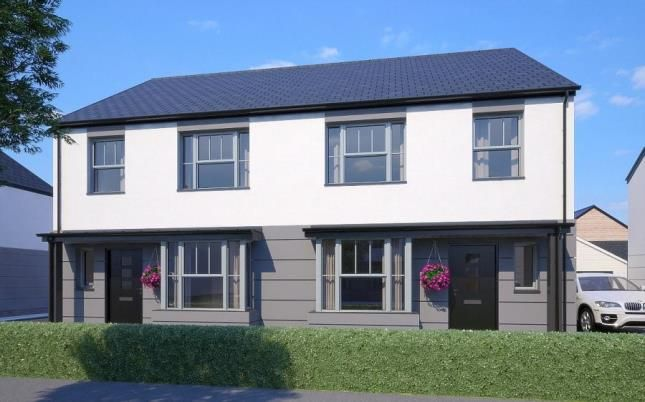 Thumbnail Semi-detached house for sale in Clyst St Mary, Exeter