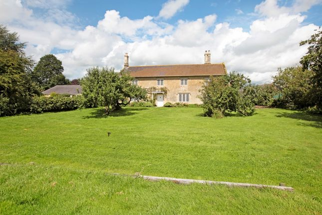 Thumbnail Farmhouse to rent in West Orchard, Shaftesbury