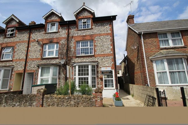 Thumbnail Terraced house to rent in Highfield Road, Bognor Regis