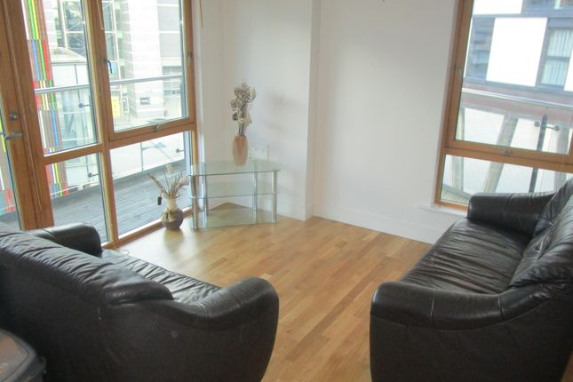 Thumbnail Flat to rent in Mcclure House, The Boulevard, Leeds