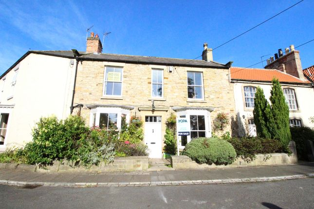 Thumbnail Terraced house for sale in Low Road, Gainford, Darlington