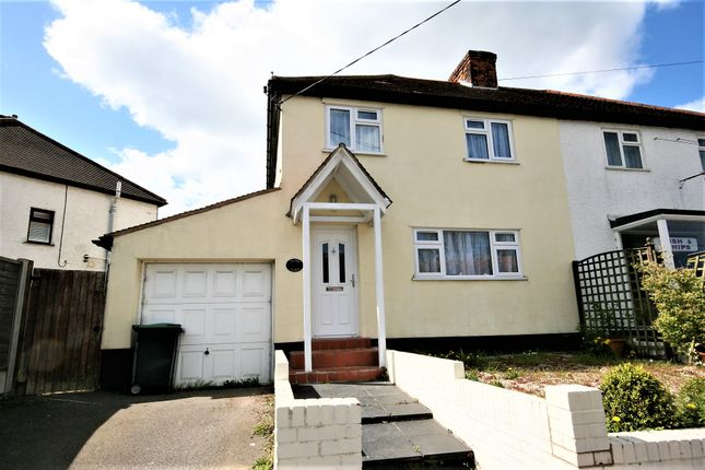 Thumbnail Semi-detached house to rent in Moreton Road, Ongar
