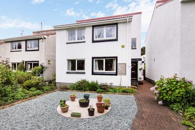 Thumbnail Detached house for sale in 16 Cramond Glebe Gardens, Cramond, Edinburgh