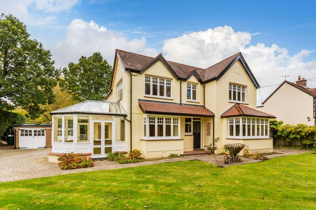 Thumbnail Detached house for sale in Newchapel Road, Lingfield, Surrey