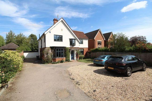 Thumbnail Detached house for sale in Bromham Road, Biddenham