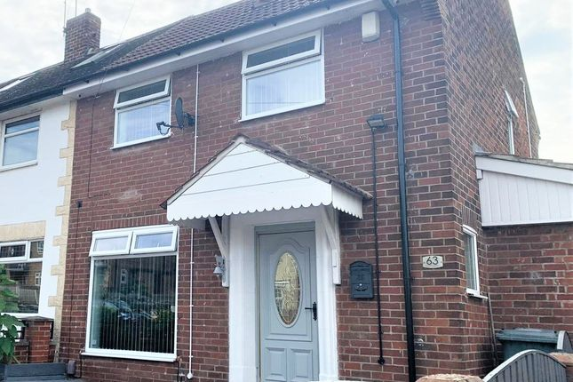 Thumbnail Semi-detached house for sale in Winrose Approach, Leeds