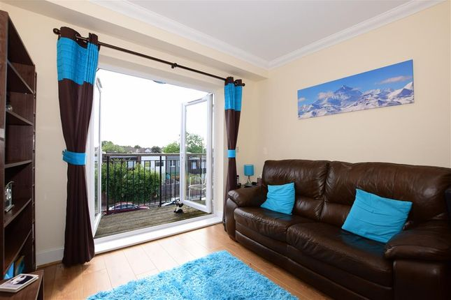 Thumbnail Flat for sale in Manford Way, Chigwell, Essex