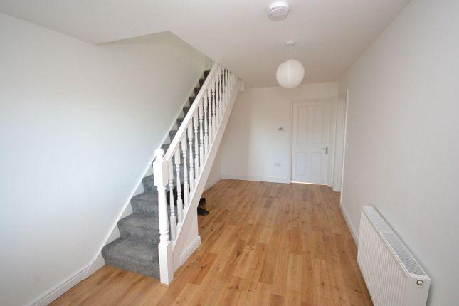 Hallway of Rhuddlan Road, Abergele LL22
