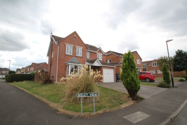 Thumbnail Detached house for sale in Beeley View, Chesterfield