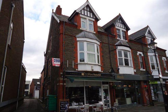 Thumbnail Studio to rent in Cardiff, High Street, Llandaff