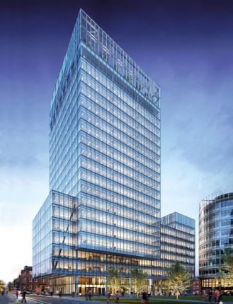 Office to let in No 1 Spinningfields, Manchester