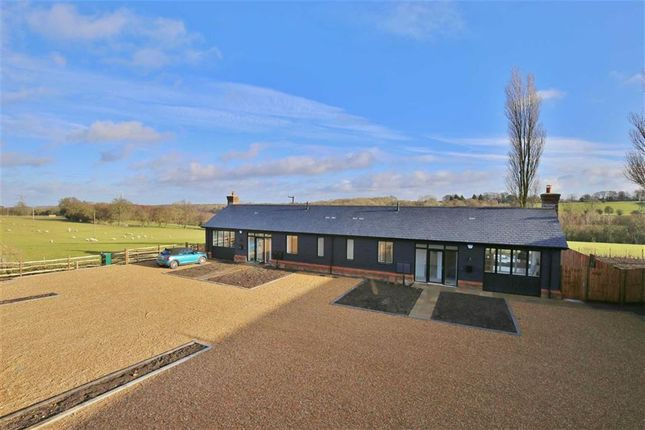 Thumbnail Semi-detached bungalow for sale in Plaxdale Green Road, Stansted, Sevenoaks