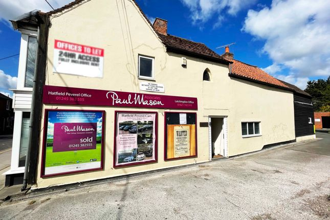 Thumbnail Office to let in The Street, Hatfield Peverel