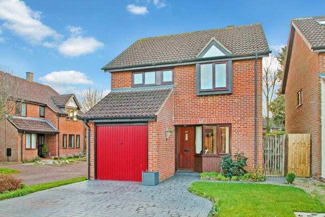 Thumbnail Detached house for sale in Alexander Close, Abingdon