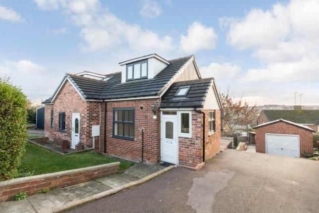 Thumbnail Bungalow for sale in Newbridge Lane, Old Whittington, Chesterfield, Derbyshire