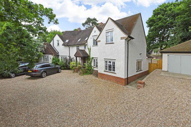 Thumbnail Detached house to rent in Salisbury Road, Farnborough