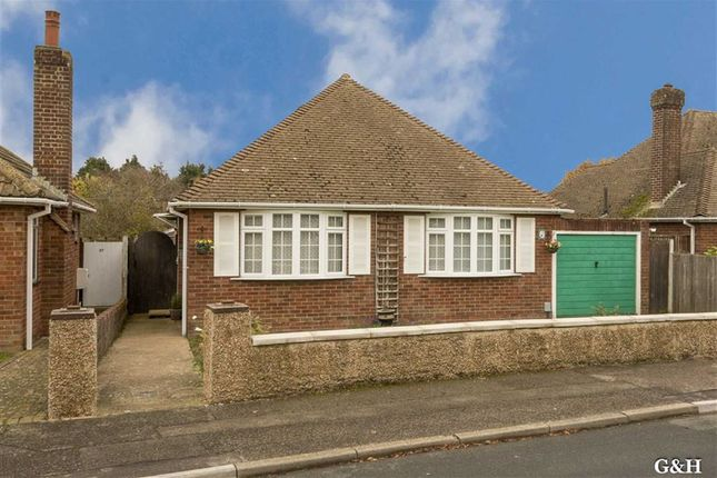 Thumbnail Detached bungalow for sale in Harvey Road, Ashford, Kent