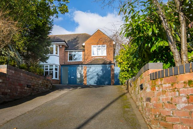 Thumbnail Semi-detached house for sale in St James Road, Edgbaston
